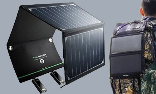 RAVPower 15W Solar Charger