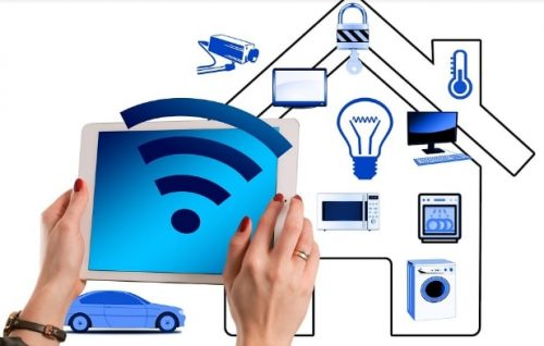 smart devices in home